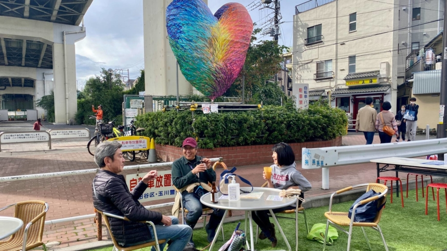 What happened to Japan's promised outdoor dining renaissance?