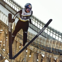 Sara Takanashi sets record with 109th World Cup podium