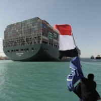 Stuck in the Suez, a warning to the world