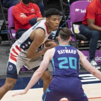 Wizards' Rui Hachimura ties career high with 30 points in defeat