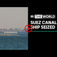 Suez Canal blame game: Who is at fault for the vessel getting stuck? | ABC NEWS (AUSTRALIA)