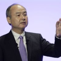 SoftBank Group Corp. founder Masayoshi Son has had to write down his huge investment in Greensill Capital after it collapsed in March. | BLOOMBERG