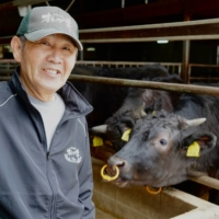When life gave him olives, this Shodoshima farmer made world-class beef