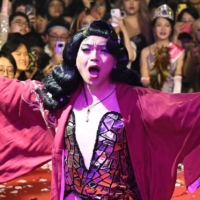 'Beautiful and fierce': Voguing balls let LGBT Chinese shine