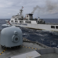 A new law enacted in February has given sweeping powers to the China Coast Guard, but its full geographical scope is, as yet, unknown. | ANTARA FOTO / M RISYAL HIDAYAT / VIA REUTERS