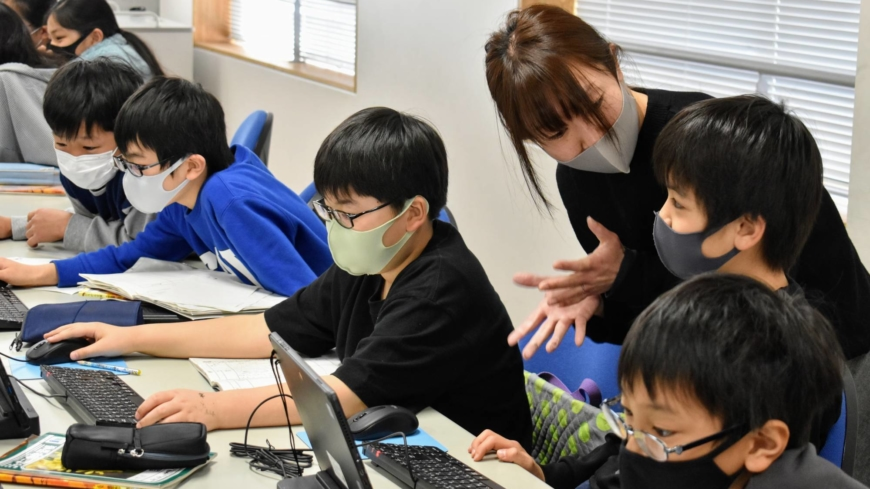 School's out in much of the world, but Japanese teachers are happy to return