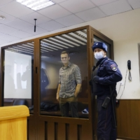 Alexei Navalny is now Russia's leading opposition figure. But it was only after a court  sentenced him to three years in a penal colony that tens of thousands of protesters took to the streets to support him. | REUTERS