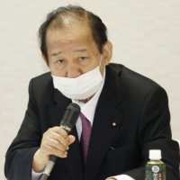 No-confidence motion would trigger an election, LDP heavyweight says
