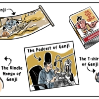 Re-imagining 'The Tale of Genji' | ROGER DAHL
