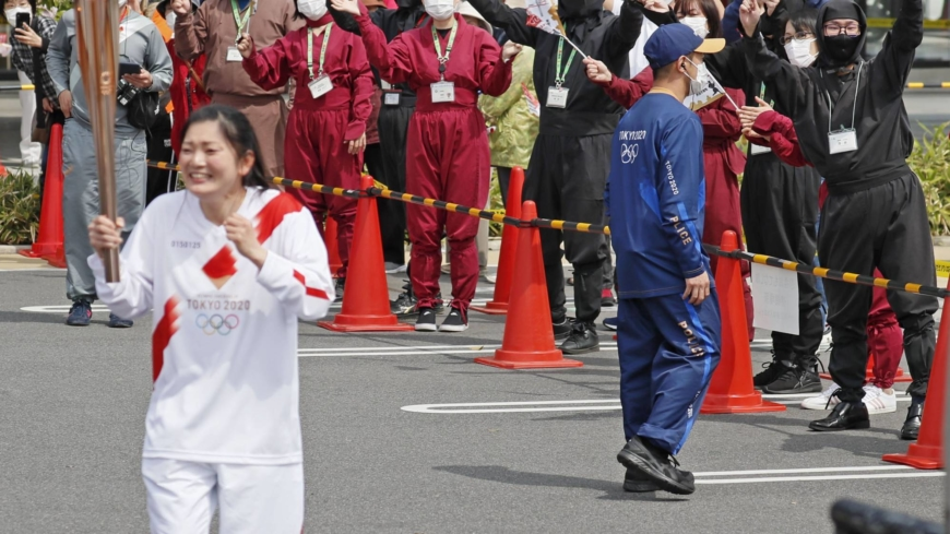 Japan denies it may allow Olympic athletes to jump vaccine queue