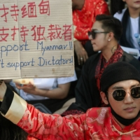 Myanmar celebrities feel wrath of military as they come out in support of protesters