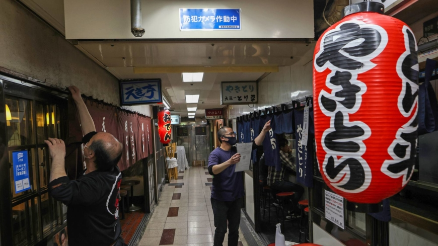Tokyo restaurant owners worry about tighter COVID-19 steps