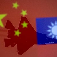The Chinese air force sent a fleet of aircraft close to Taiwan for the second time this week in the latest sign of military intimidation against the separately ruled island. | REUTERS