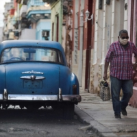 A street in Havana on Tuesday. Small protests — whether over censorship, red tape deemed excessive or animal rights — have popped up nationwide in recent years. | AFP-JIJI