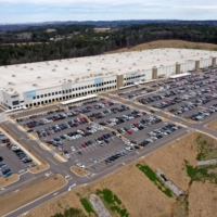 The Amazon facility in Alabama where workers voted not to unionize.  | REUTERS