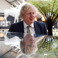 China's shadow hangs over private preparations for Boris Johnson's G7