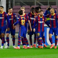 According to Forbes, Spain's Barcelona is now the most valuable soccer club in the world with a valuation of $4.76 billion. | AFP-JIJI
