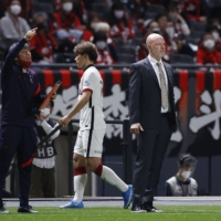 Kashima fired manager Antonio Carlos Zago on Wednesday after a string of poor performances to start the J1 season. | KYODO