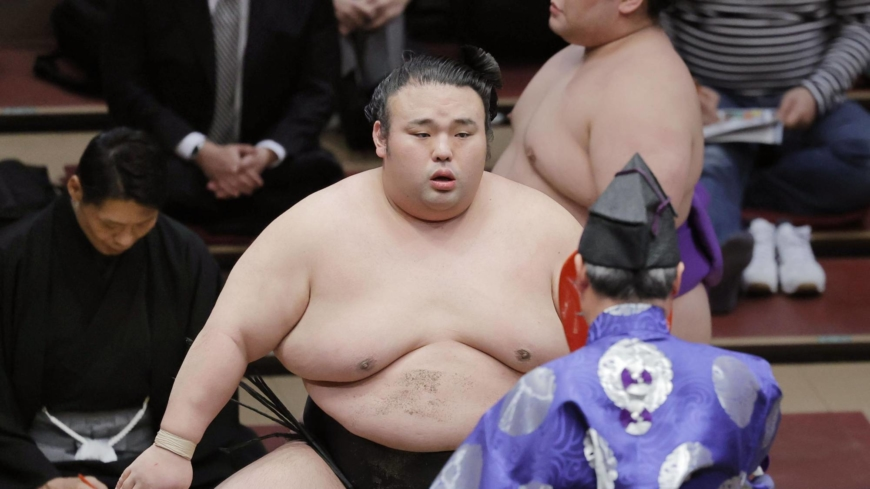 Takakeisho rises to top of sumo's depth chart