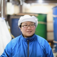 Kuniko Mukai has been a master brewer at Mukai Shuzo in Kyoto Prefecture, founded in 1754, since she turned 22. | COURTESY OF BLACK MARKET SAKE