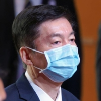 Beijing's top official in Hong Kong warns foreign powers not to interfere
