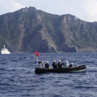 Some 70% of Japanese want to take strong stance on China's intrusions