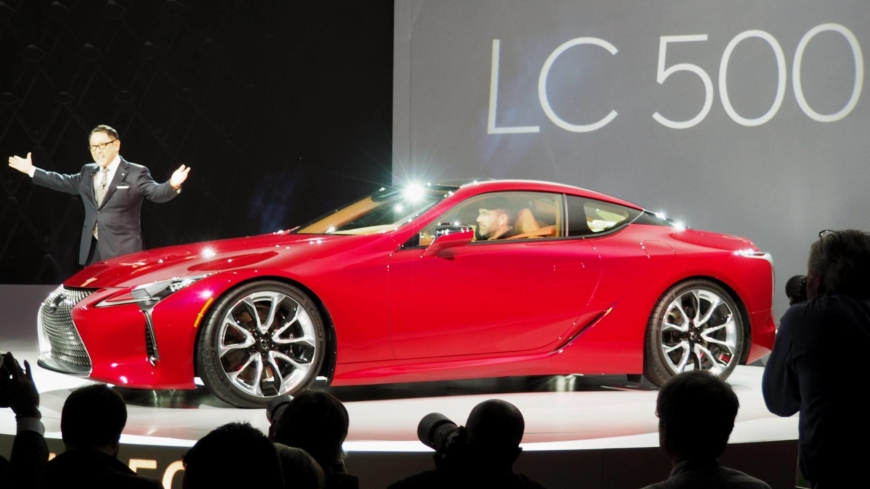 The inspiring journey of one Lexus car, from dream to realization