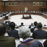 Parties divided over adding emergency clause to Japan's Constitution