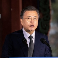 Moon Jae-in replaces prime minister and Cabinet ministers after election defeat
