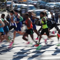 Marathon runners sweating over future of 2021 races