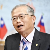Taiwan envoy hopes for greater Japanese role in regional stability