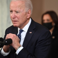 Biden calls verdict in George Floyd case a 'giant step' toward racial justice