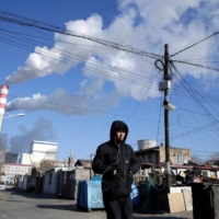 A coal-fired power plant in Harbin, in China's Heilongjiang province | REUTERS