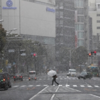 While March 2020 brought snow to Tokyo, the capital had yet to feel the full force of the coronavirus and its effects on visitor numbers. | REUTERS