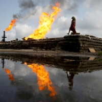 Rich nations under fire for funding 'bridge fuel' gas overseas