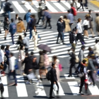 Tokyo reported 861 cases of COVID-19 on Thursday. | AFP-JIJI
