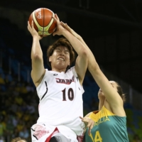 Ramu Tokashiki led Japan in scoring and rebounding during the 2016 Olympics in Rio de Janeiro.  | REUTERS