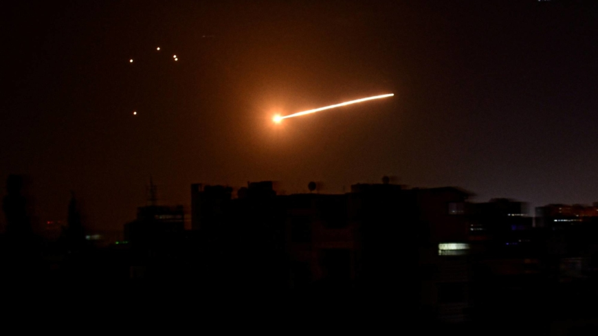 Israel intensifying air war in Syria against Iranian encroachment