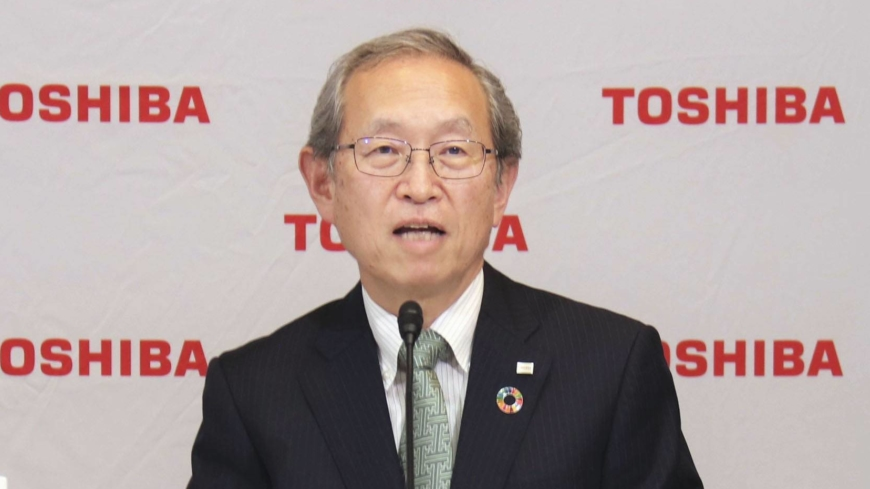 Toshiba struggling to devise growth strategy after CVC pullout