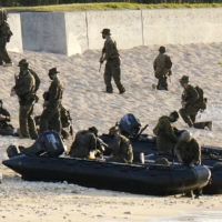 GSDF to hold drills with U.S. Marines and French army from May 11