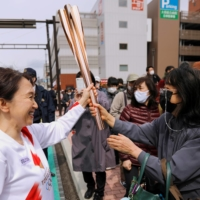 Olympic torch relay sees first total cancellation