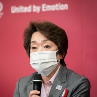 Tokyo Olympic head says not considering cancellation amid virus surge