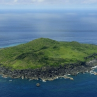 The 2021 edition of the Diplomatic Bluebook expressed 'strong concerns' over China's assertiveness in waters around Senkaku Islands in the East China Sea. | KYODO