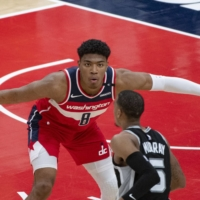 Rui Hachimura returns from injury in loss for Wizards