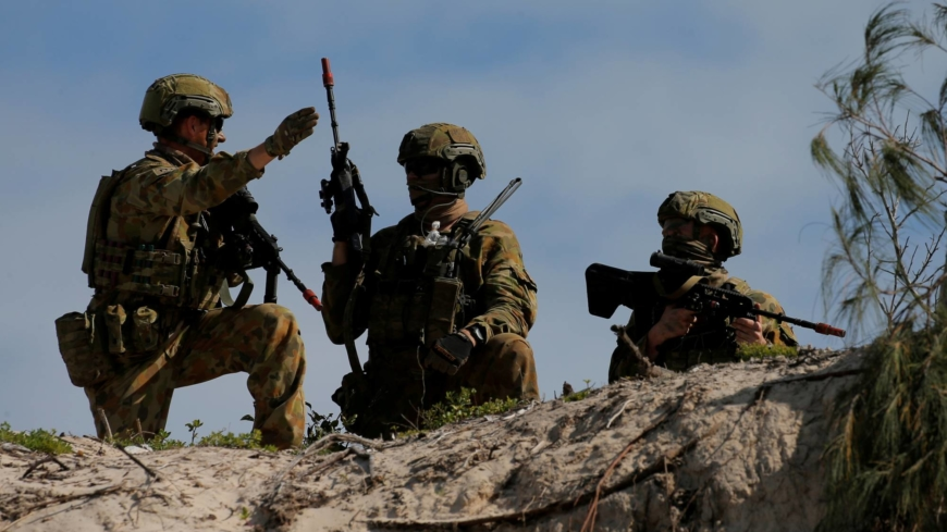 Australia to upgrade military bases and expand war games with U.S.