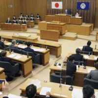 The Fukui Prefectural Assembly is holding an extraordinary session in Fukui on Friday regarding the operation of nuclear power plants beyond their 40-year limit.  |  KYODO