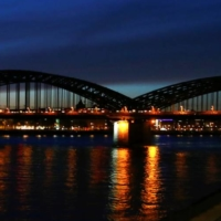 A night-time curfew is imposed along the Rhine River near the Cologne Cathedral, in the German city of Cologne. Germany is hoping massive lithium deposits in its Black Forest area will reduce its auto industry's reliance on imports of the metal, key for the production of electric vehicles. | REUTERS