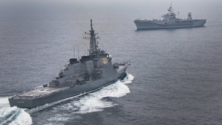 Japan's risk of accidental clash in focus amid joint drills with U.S.