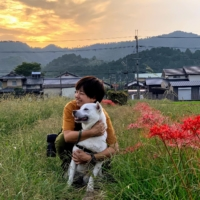 Only you: Toji used to have trust issues, but Sakura Nishitaki reckons that's why he's so loving with her now that he feels comfortable.  | KANA MATSUTANI