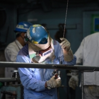 Japan's industrial output hit seven-year low in fiscal 2020 due to pandemic